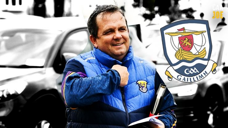 Galway fans' frosty reception for Davy Fitz doesn't make any sense