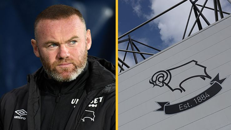 Wayne Rooney found out about Derby administration threat on Sky Sports News