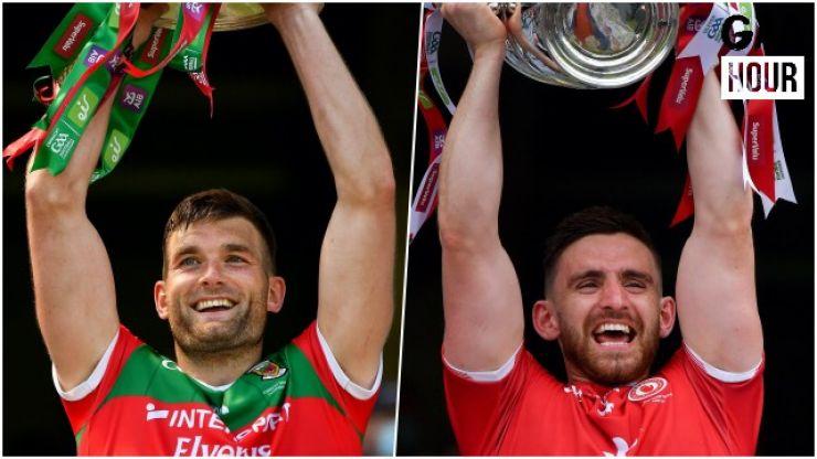 Aaron Kernan, Brendan Devenney and Colm Parkinson make their official All-Ireland final predictions