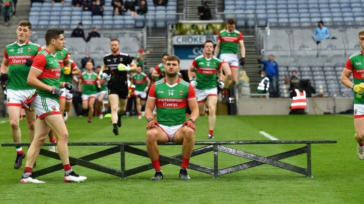 Mayo make two changes to team that played Dublin in semi-final
