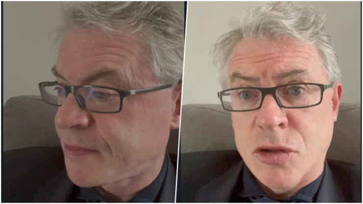 Joe Brolly reveals that God has revealed the outcome of the All-Ireland final to him in a dream