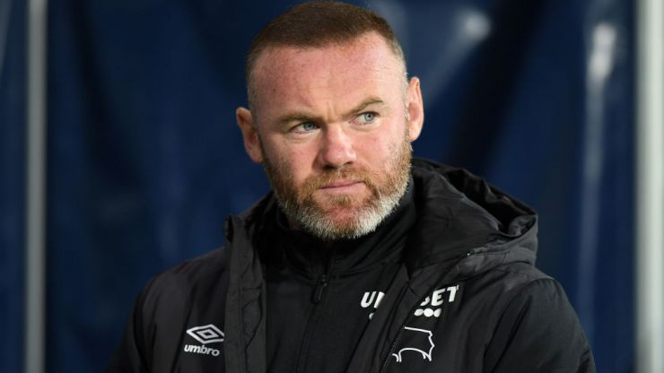 """""""It wasn't sincere, it was not heartfelt enough"""" - Wayne Rooney hits out at Derby owner Mel Morris"""