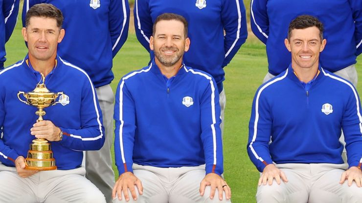 """""""I told him the absolute truth"""" - Sergio Garcia on his Ryder Cup talk with Rory McIlroy"""