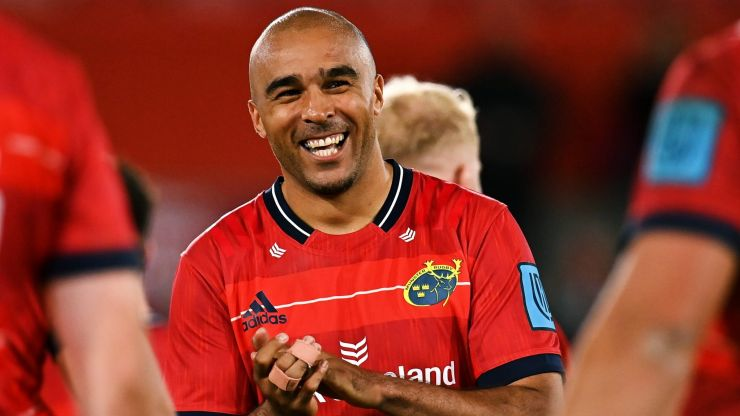 """""""He's always played with a smile on his face"""" - Simon Zebo and a great pre-match story"""