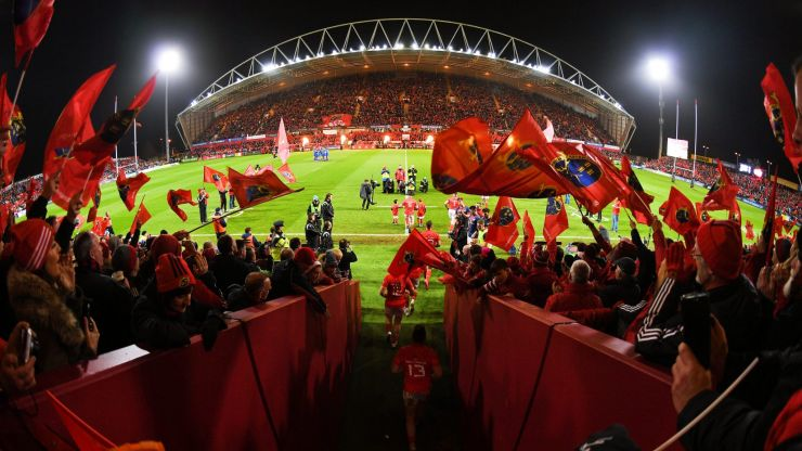 Munster fans have most right to be aggrieved with World Best Stadium results