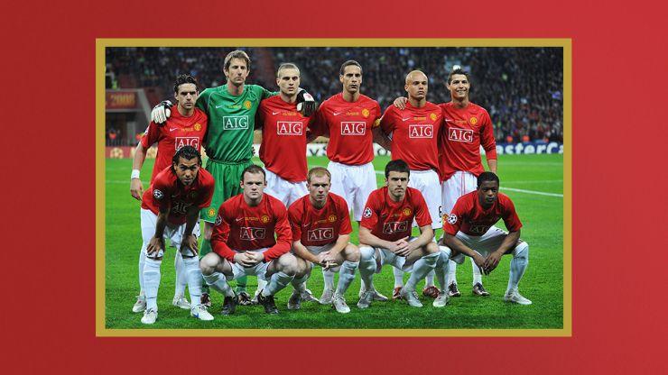 Teammates XI Quiz: Manchester United - 2008 Champions League Final