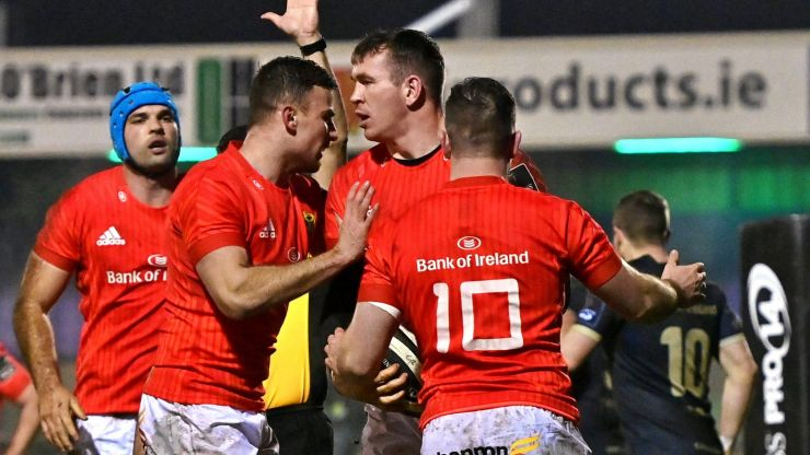 Munster secure victory after thrilling Connacht comeback in Galway