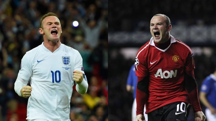 QUIZ: Identify which of these 50 footballers played with Wayne Rooney