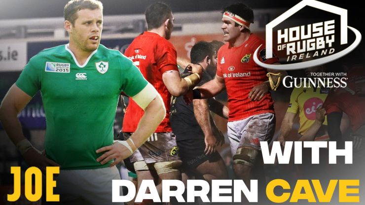 Darren Cave tells House of Rugby about one part of rugby he definitely doesn't miss