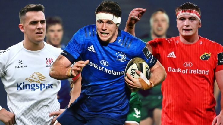 Ireland's best uncapped prospects for the Guinness Six Nations