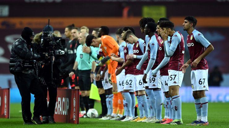 Aston Villa ask Premier League to postpone game with Everton