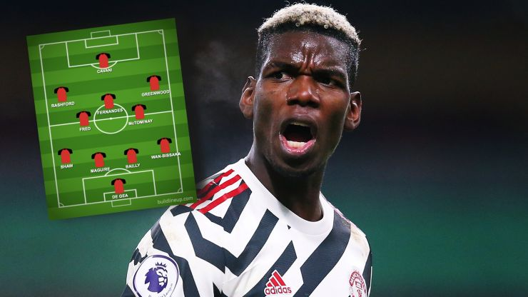 Paul Pogba's reward for Burnley bullet by may be seat on Anfield bench