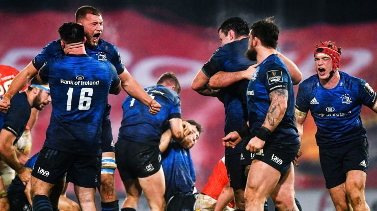 Three players locked in Ireland jerseys after Thomond Park trial