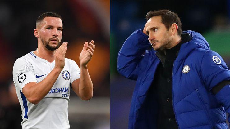 Danny Drinkwater deletes Lampard sacking 'celebration' post after furious backlash