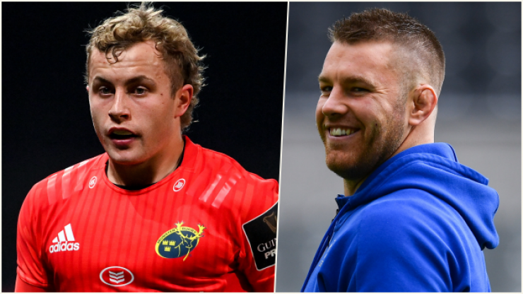 """If Munster hadn't given him a contract, I'd say Leinster would have gone after him"""
