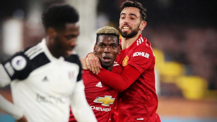 Paul Pogba corrects Liverpool dressing room story after latest match-winning turn