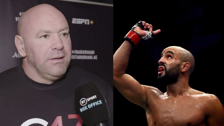 Fighter axed from UFC 257 card after bizarre security breach