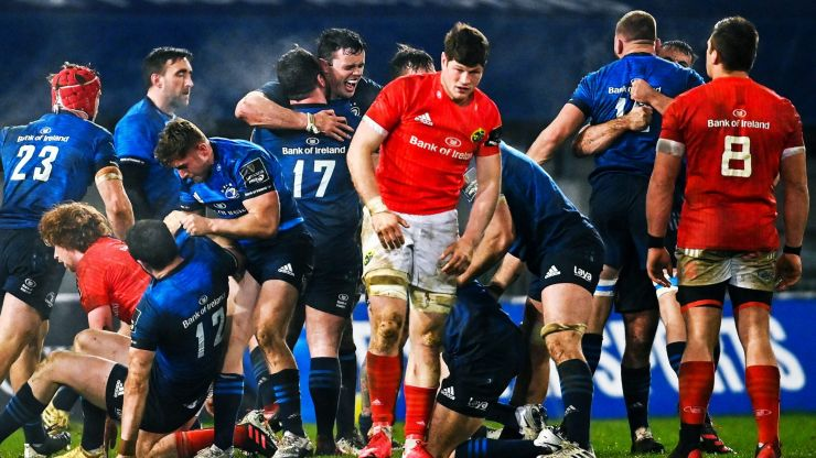 Munster snatch defeat from the jaws of victory
