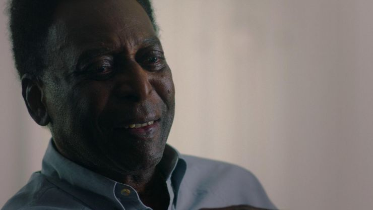 Watch the official trailer for Netflix's hotly anticipated Pelé documentary