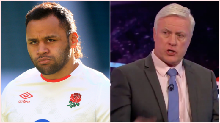 "Matt Williams slates ""out of shape"" Billy Vunipola after shock England loss"