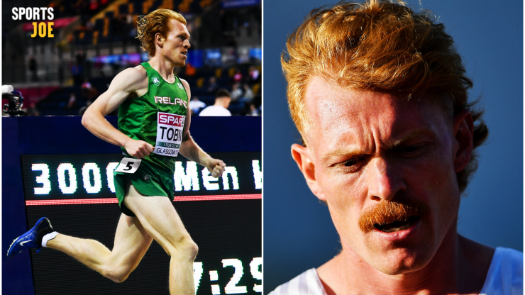 From the fields of Tipperary to here, determined Tobin chasing down Olympic dream
