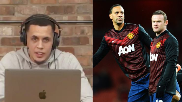 Ravel Morrison says he stole Rooney and Ferdinand's boots to feed family
