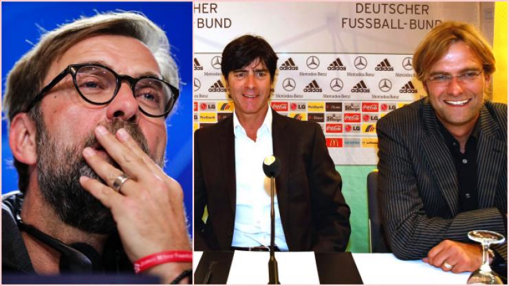 Jurgen Klopp linked with German national team switch