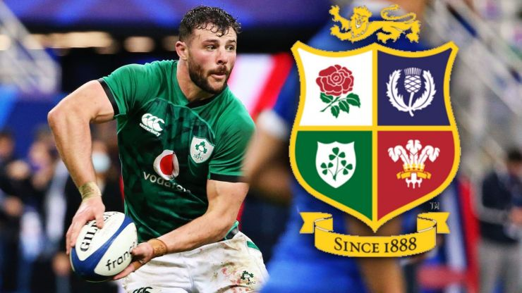 Robbie Henshaw one of three Irish players deserving of Lions Test XV