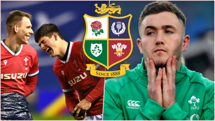 Lions back three calls highlight Ireland's place in new world order