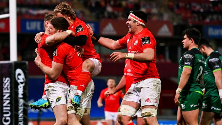 Mike Haley magic and Bundee's blunder sees Munster reach PRO14 Final