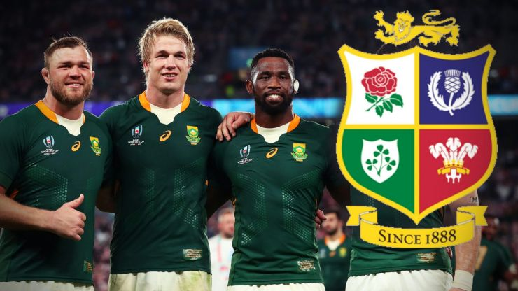Springbok star Pieter-Steph du Toit willing to play Lions in UK and Ireland