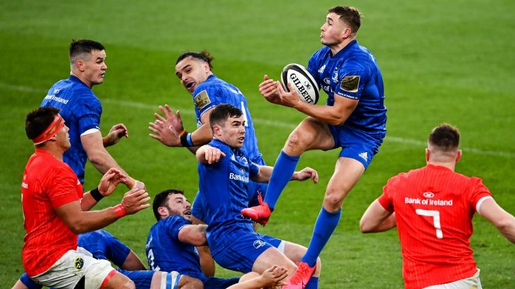 Munster and Leinster get tricky Champions Cup knock-out draws
