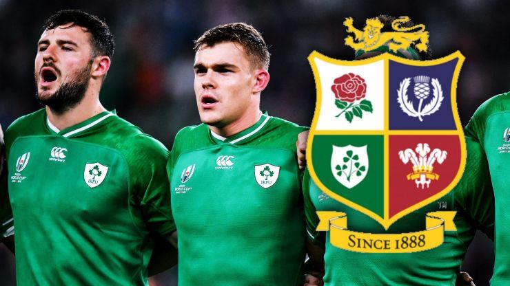 Welsh star backs Ringrose and Henshaw for Lions backline