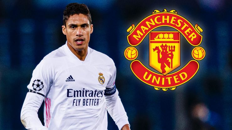 Manchester United offered fresh hope in Raphael Varane pursuit