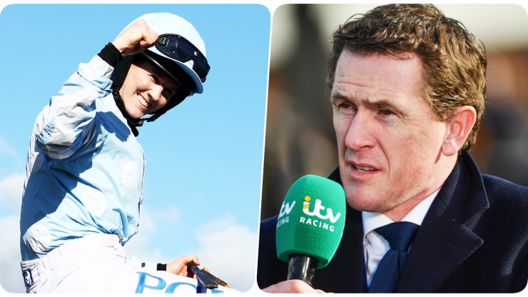 AP McCoy perfectly sums up scale of Rachael Blackmore's ground-breaking achievement