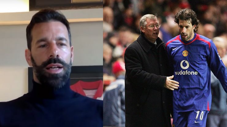 Ruud van Nistelrooy on how Alex Ferguson sabotaged his golden boot bid