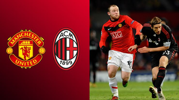 QUIZ: Name the starting XIs from Man Utd vs AC Milan, 2010