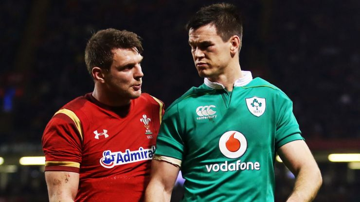 """How """"grumpy f**ks"""" Biggar and Sexton settled their differences on 2017 Lions Tour"""