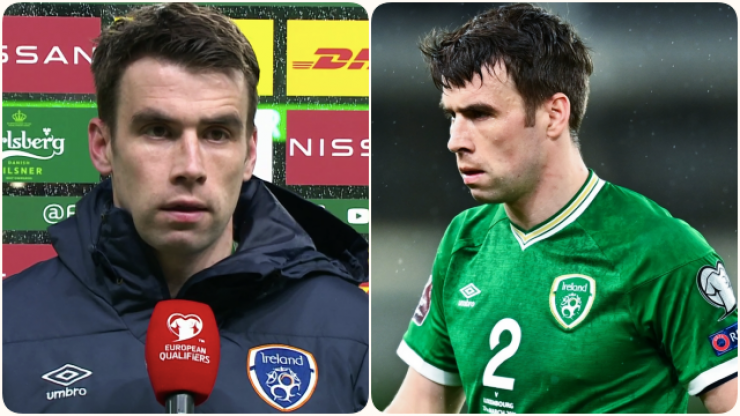 """""""It's a shocking result... That's on us. We should be embarrassed"""" - Seamus Coleman"""