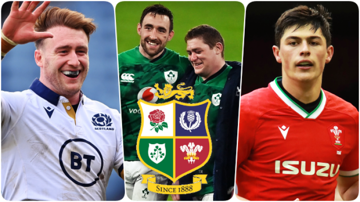 Updated Lions XV pecking order is great news for Irish players