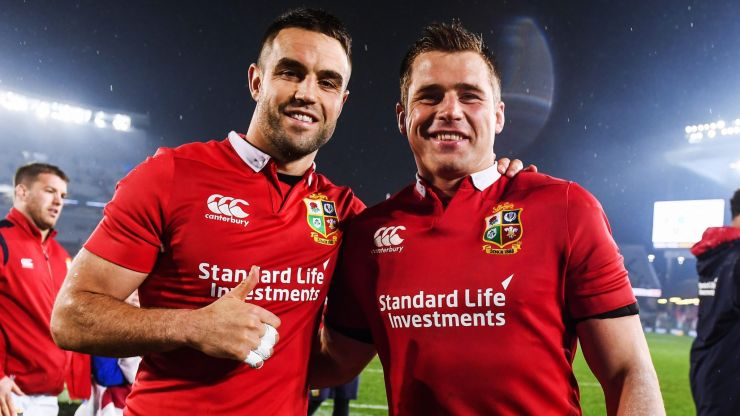 'One man who has booked his Lions place is Conor Murray'