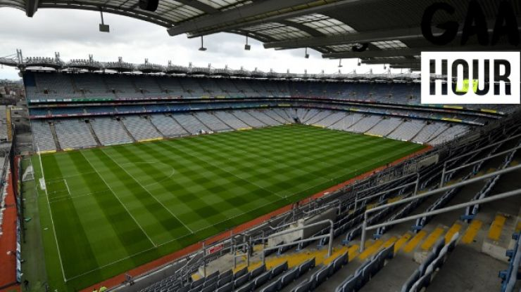 Croke Park are silent on new championship proposals and it's very concerning