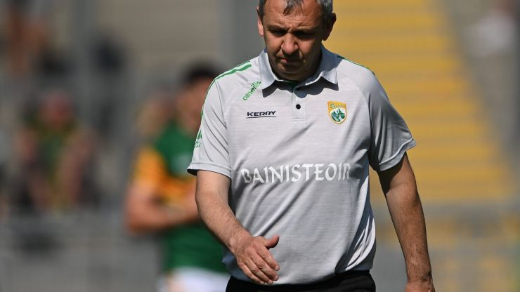 """""""The players very much wanted us to continue with our project"""" - Peter Keane """"disappointed"""" by Kerry exit"""