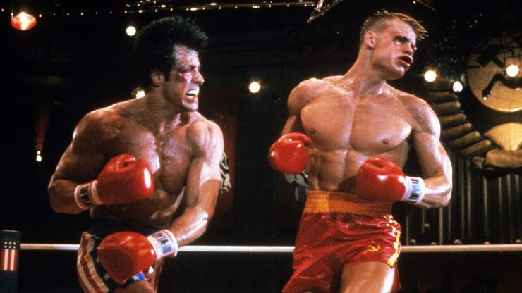 Rocky IV returning to cinema with extra 40 minutes in director's cut version