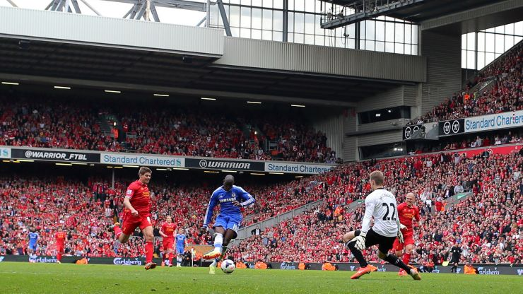 Demba Ba insists Chelsea 'did not enjoy' ending Liverpool's title hopes in 2014