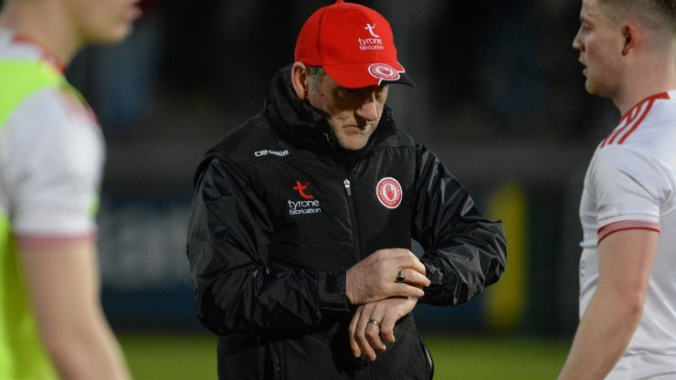 """""""How it finished was not the way I would have chosen"""" - Mickey Harte reveals how his time with Tyrone came to an end"""