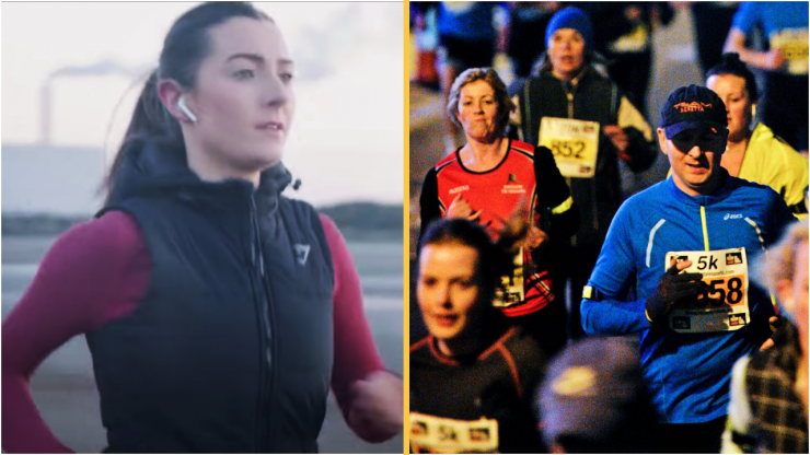 Emotive 'Run in the Dark' promo will resonate with runners across the country