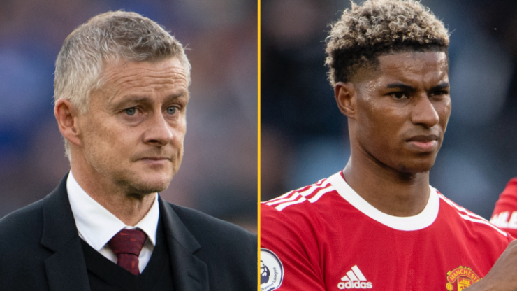 Marcus Rashford's camp reportedly upset by Solskjaer's over-reaching comments