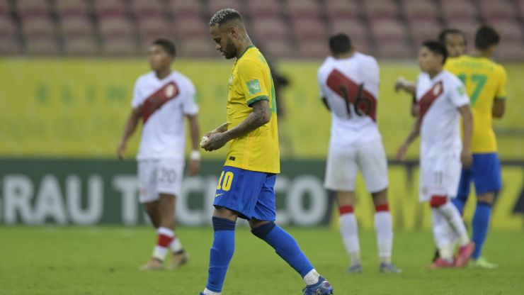 """""""I don't know if I have the strength of mind to deal with football any more."""" - 2022 World Cup to be Neymar's last"""