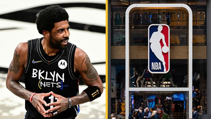 NBA star Kyrie Irving banned by team until he is fully vaccinated